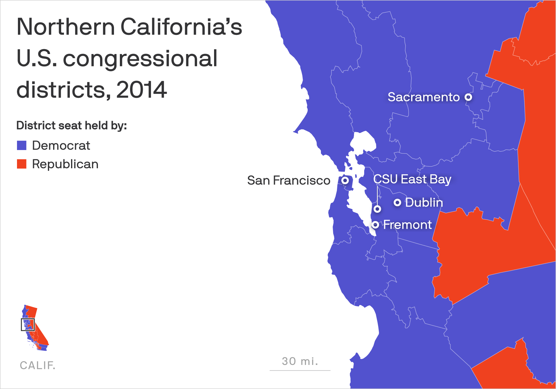 Data: FEC; Map: Andrew Witherspoon/Axios